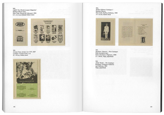 Fraser Muggeridge studio: Arnaud Desjardin - The Book on Books on Artist Books, The Everyday Press 2011