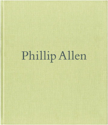 Fraser Muggeridge studio: Phillip Allen