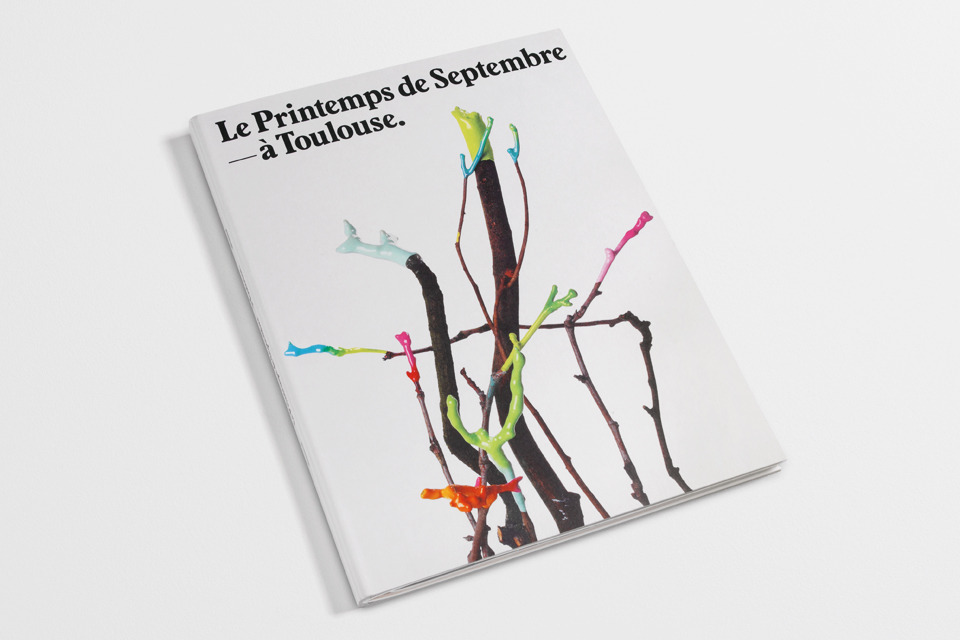 Le Printemps de Septembre à Toulouse – Identity 2007 | Identity | Graphic Thought Facility