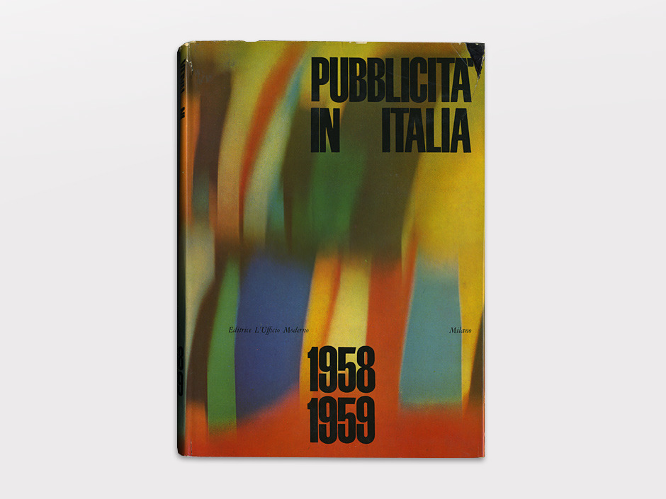 Display   Pubblicita in Italia 1958-1959   Collection