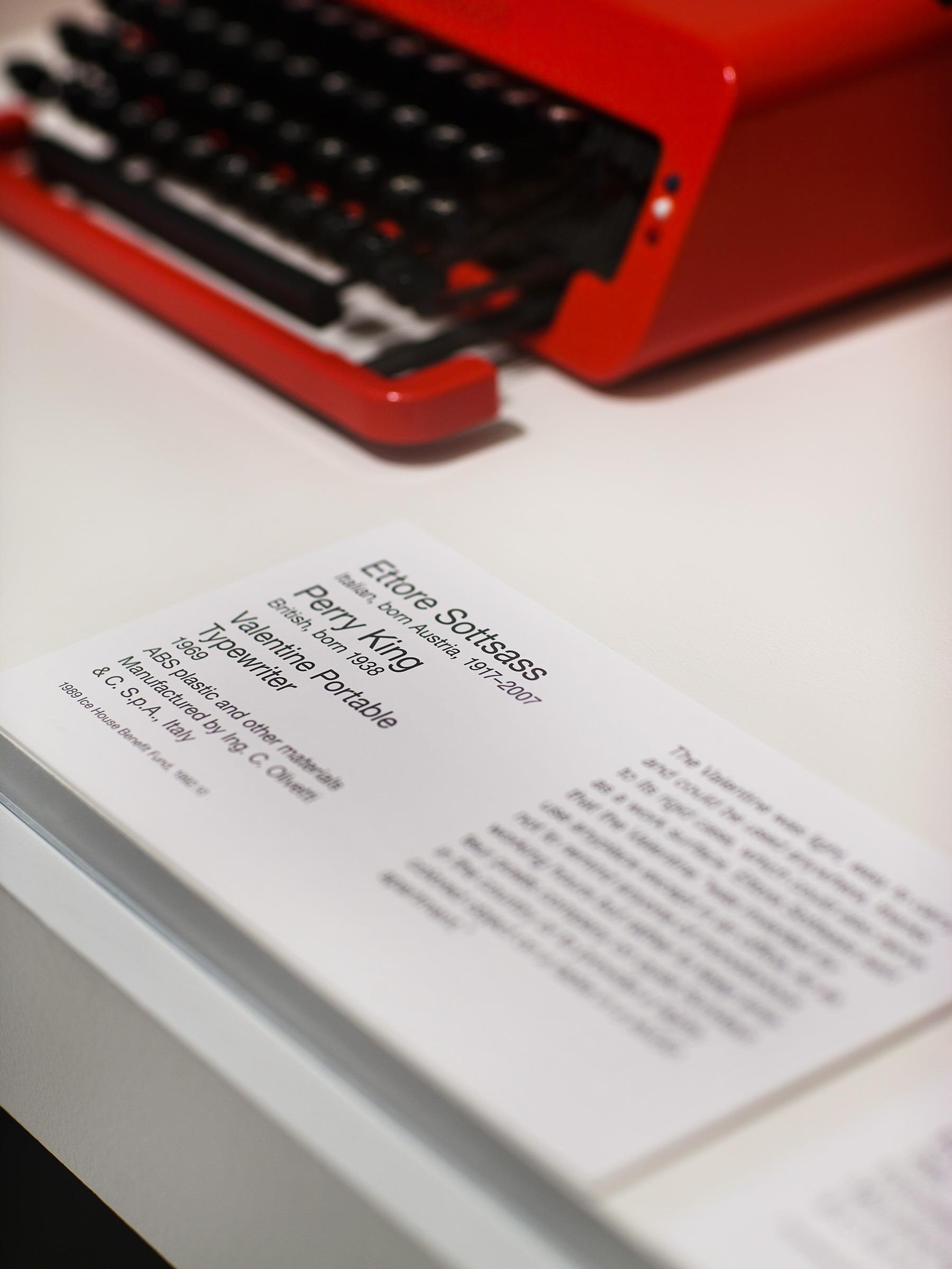 Olivetti: Innovation and Identity — Berger & Föhr — Design & Art Direction