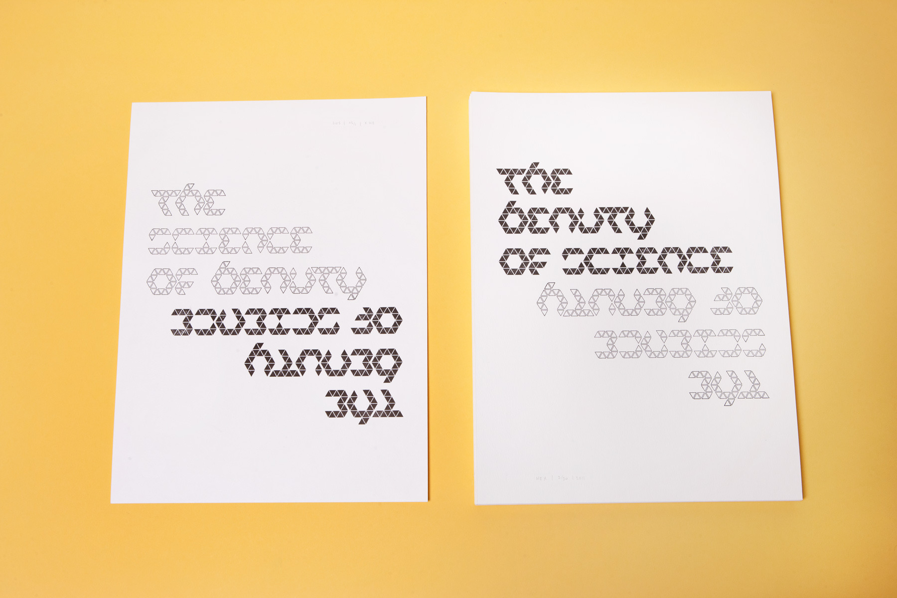 The Beauty of Science — Berger & Föhr — Design & Art Direction