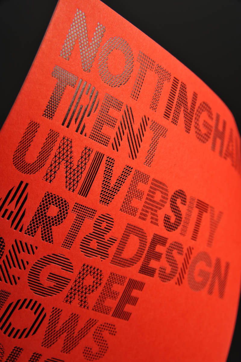 NTU Degree Shows 09 : Andrew Townsend