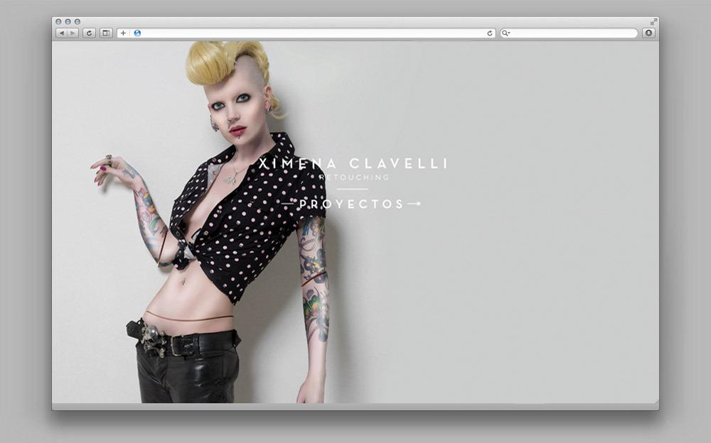 Ximena Clavelli - MAz . Graphic Design