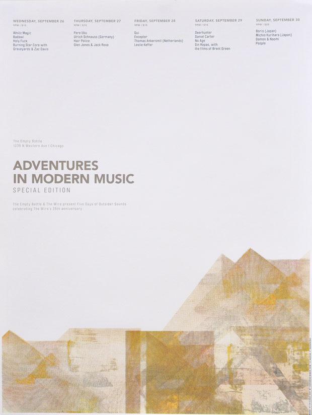 Adventures in Modern Music | Sonnenzimmer - Sonnenzimmer