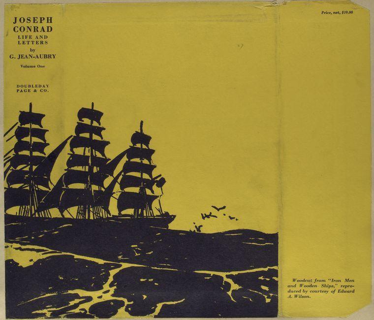 Joseph Conrad : life and letters. (Vol. 1) - ID: 489965 - NYPL Digital Gallery