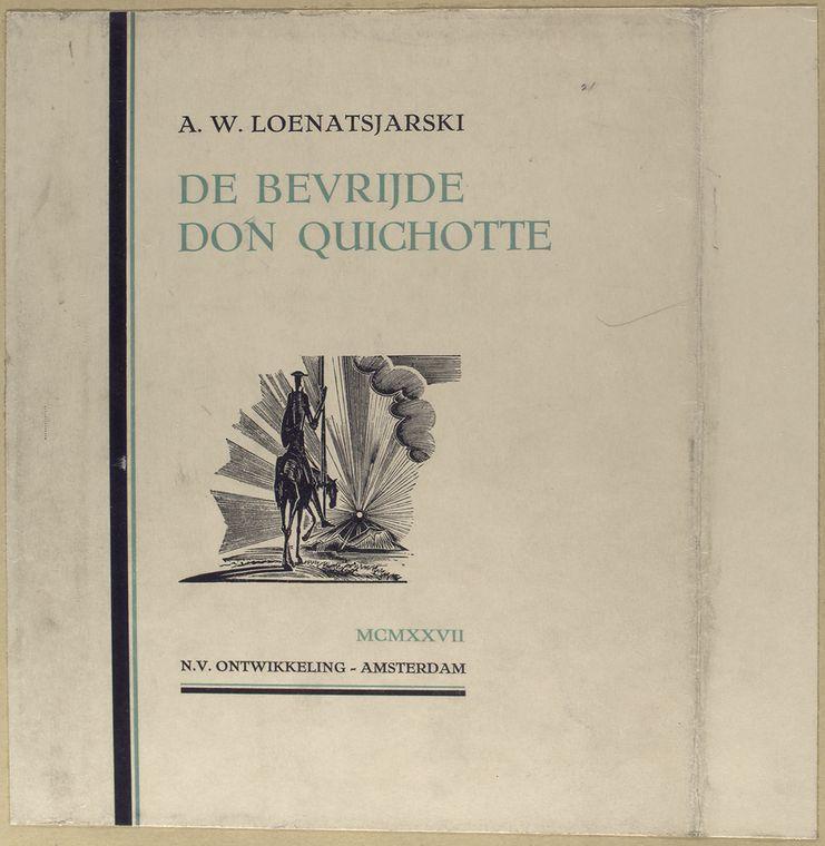 De bevrijde Don Quichotte - ID: 489949 - NYPL Digital Gallery