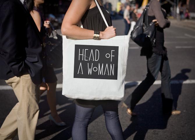 HEAD OF A WOMAN - nitsandror