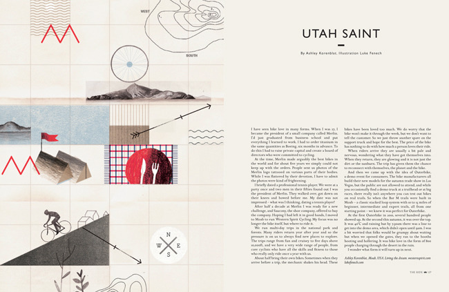 Editorial Illustrations - Luke Fenech / Design + Direction