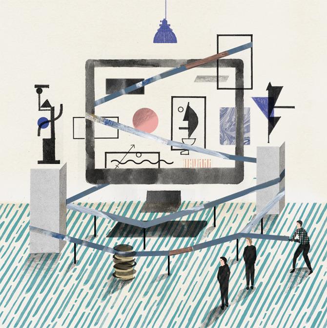 Wired Magazine - Luke Fenech / Design + Direction
