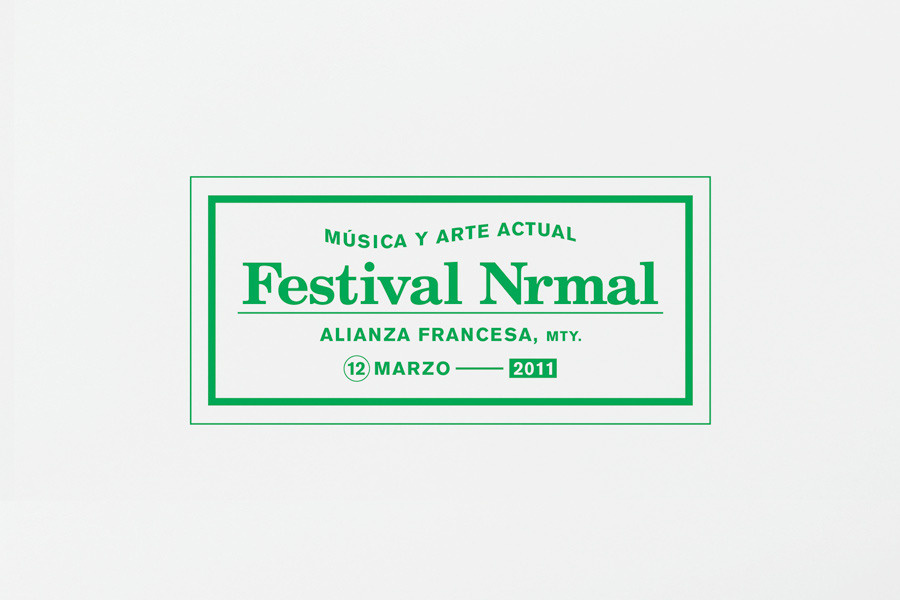 SAVVY STUDIO | Festival Nrmal 2011 : Teaser