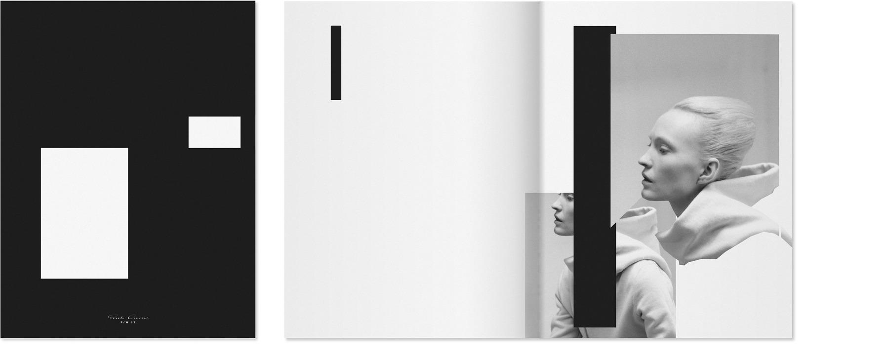 Non-Format - Rick Owens – PRECO F/W 12