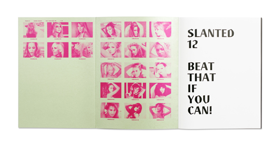 Slanted #12 – Women, Typography, Graphic design