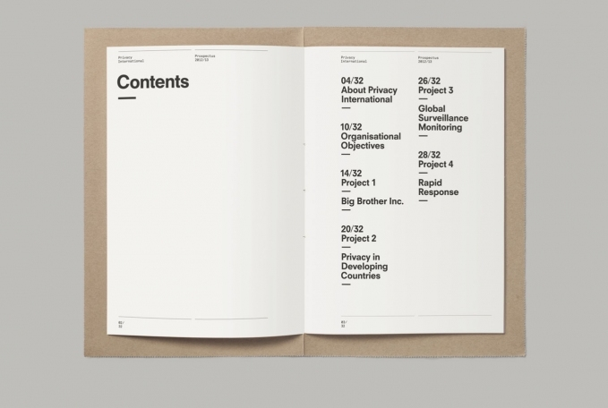 This is Real Art   Projects   Privacy International   Prospectus 2012/2013