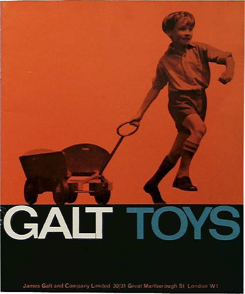 ken garland & associates:graphic design:galt toys