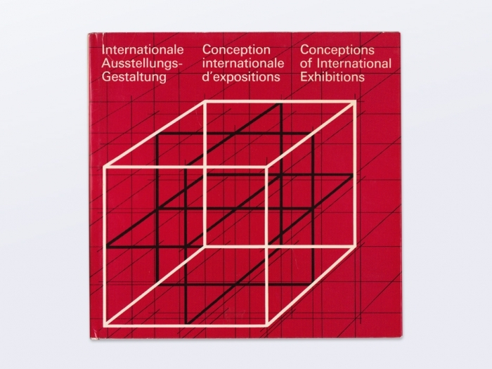 Display   Conceptions of International Exhibitions   Modern and Rare Graphic Design Books