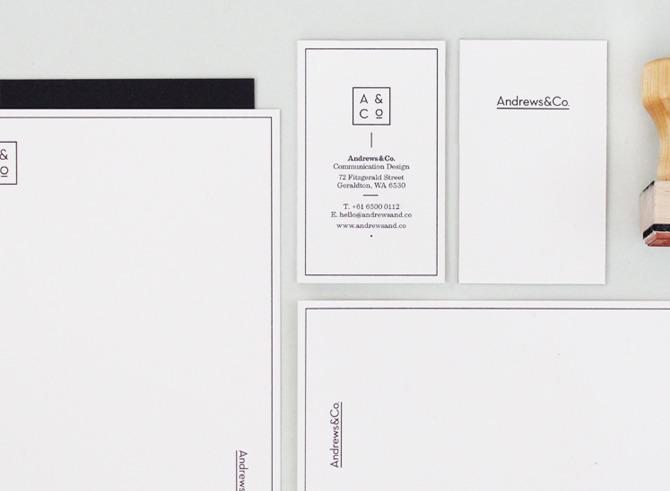 Andrews & Co. - Borg, Peter — Graphic Designer