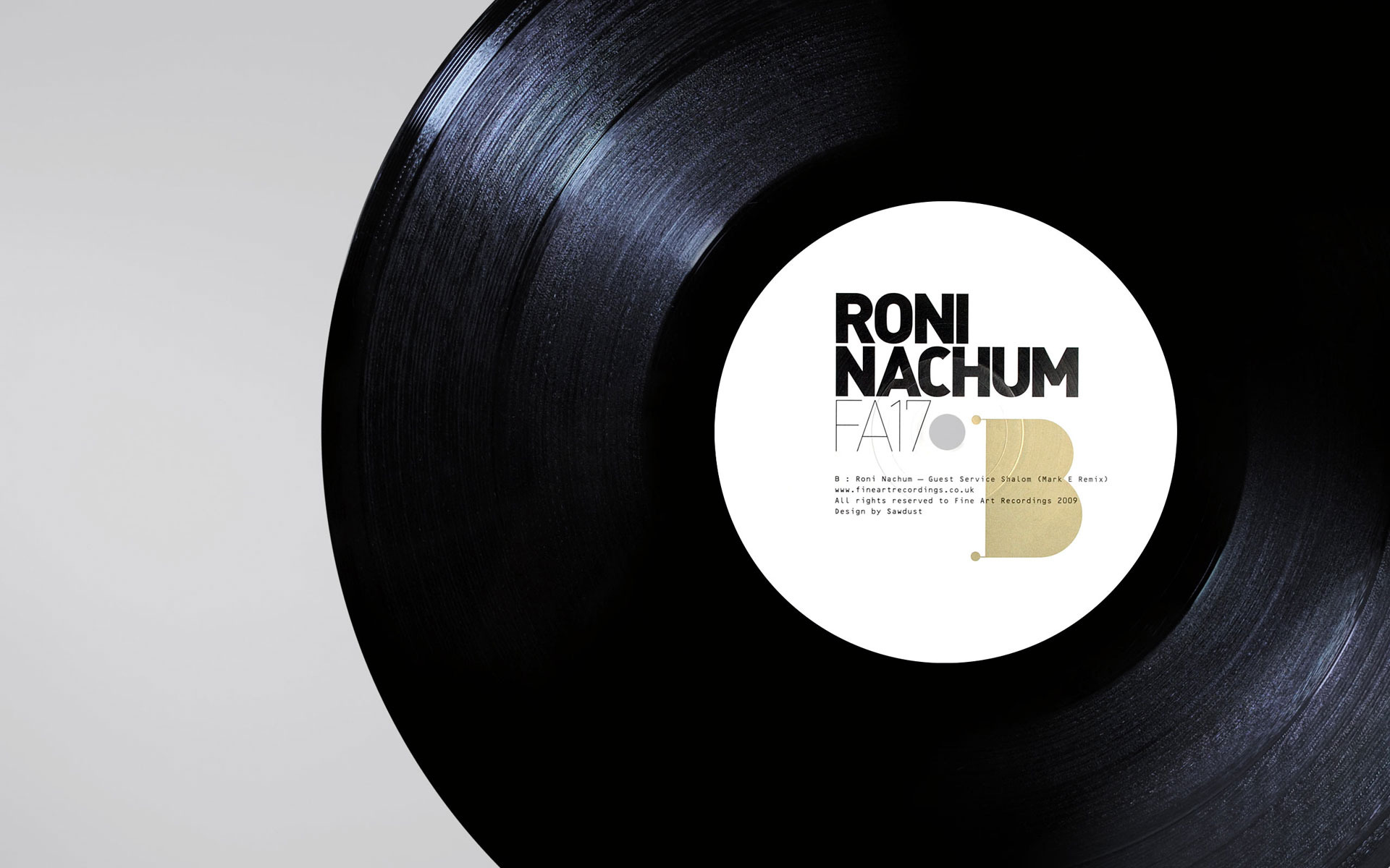 Sawdust — Work, Roni Nachum
