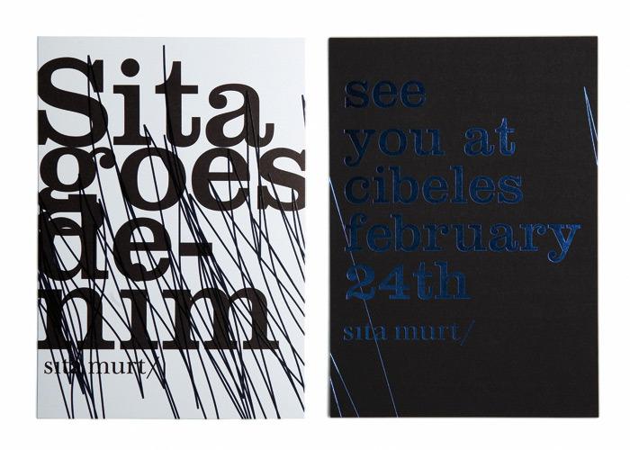 Sita Murt / Comunicació corporativa Sita Murt / Moda