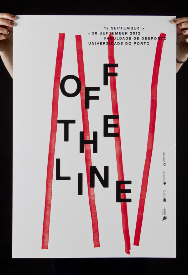 Off the Line | Márcia Novais
