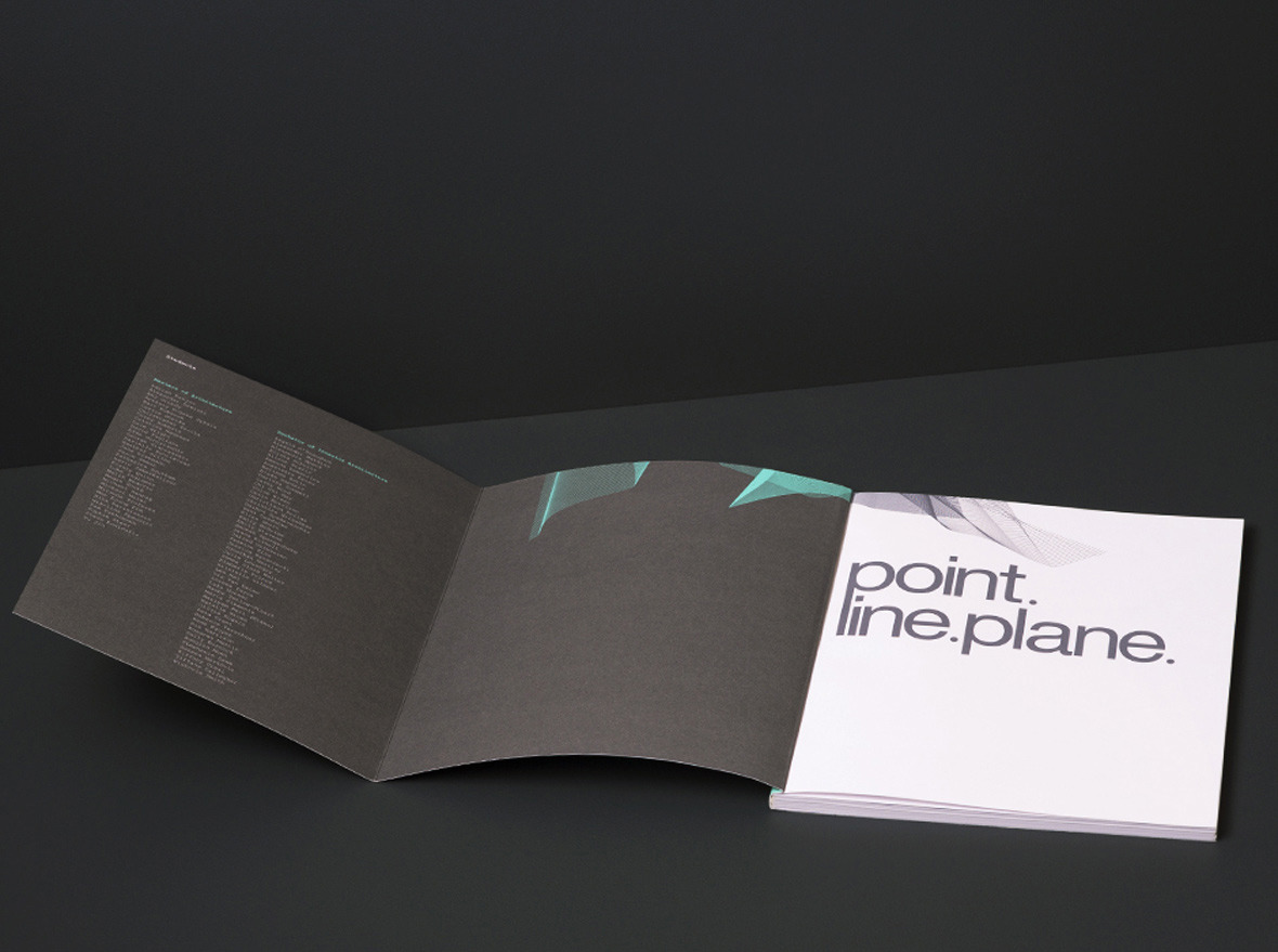 band— project / point line plane
