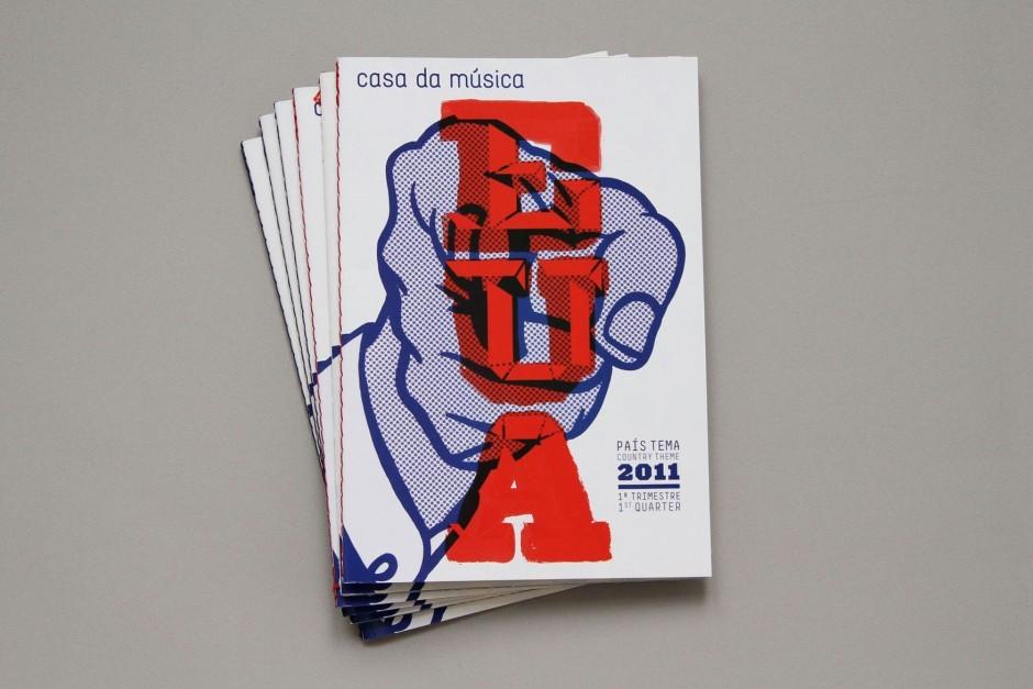 USA Brochure | Sara Westermann