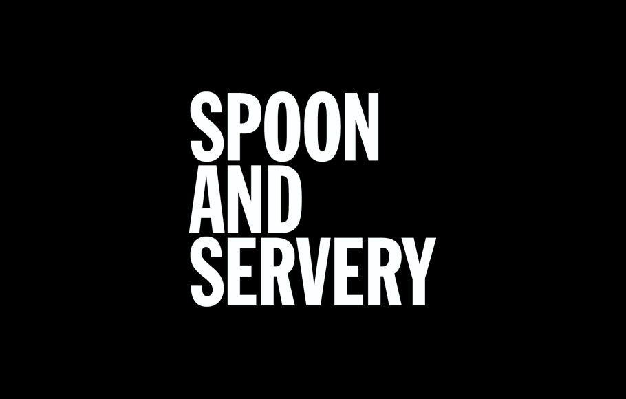 WORK ART LIFE by Studio Pip and Co. » Servery and Spoon rebrand