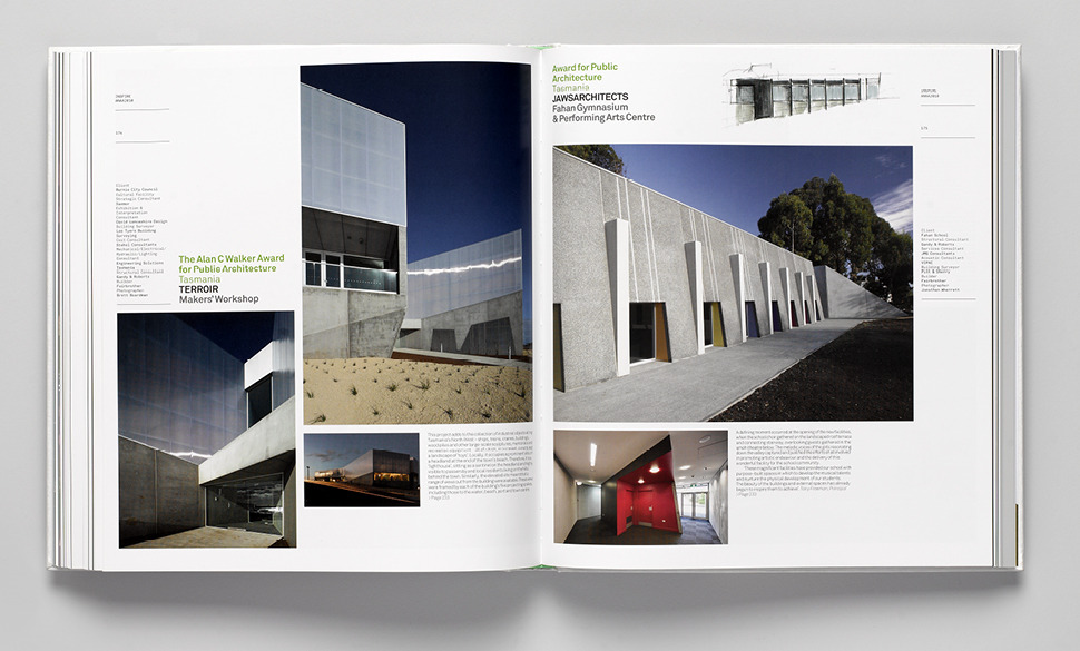 Clear Design and Brand Strategy   Australian Institute of Architecture -- Inspire
