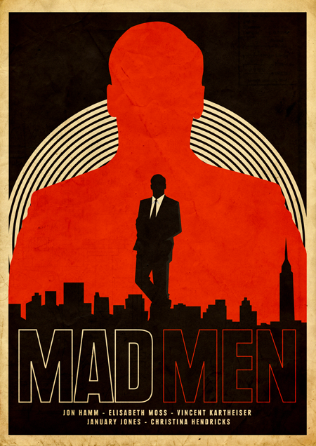NEEDLE DESIGN — Mad Men