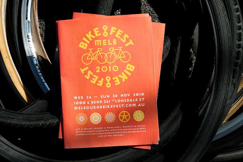 Melbourne BikeFest | SouthSouthWest