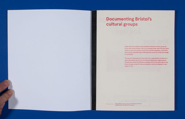 Documenting Bristol's Cultural Groups - www.jim-ward.co.uk