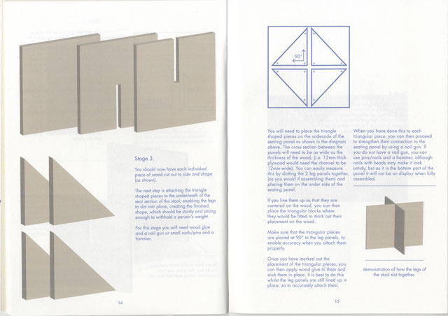 Construct/Deconstruct Publication - www.jim-ward.co.uk