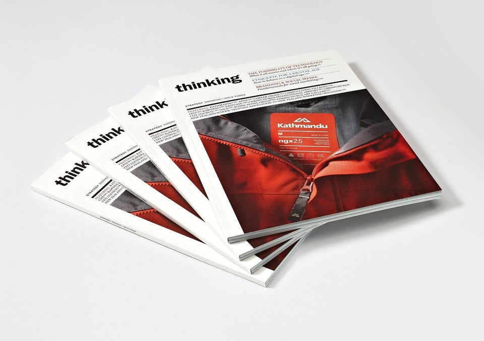 Best Awards - Strategy Design and Advertising. / Thinking Book #3