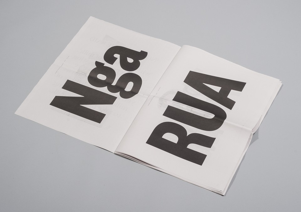 Best Awards - Klim Type Foundry and Klim Type Foundry. / Klim Newspaper Specimen