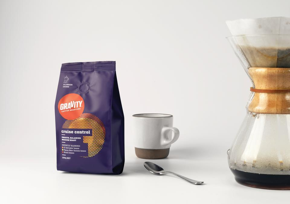 Best Awards - Special Group. / Gravity Coffee