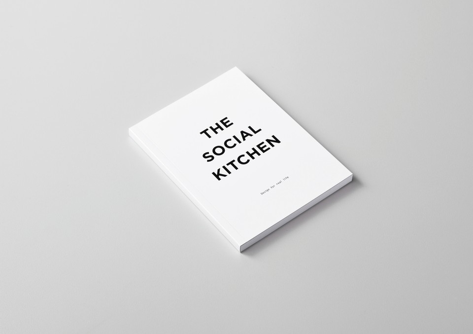 Best Awards - Alt Group. / Fisher & Paykel - The Social Kitchen 2012 Book