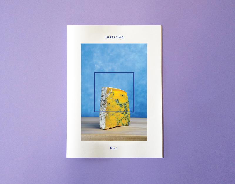 Justified Magazine - Joshua Ogden