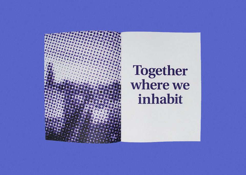 Together where we inhabit - Thomas Green