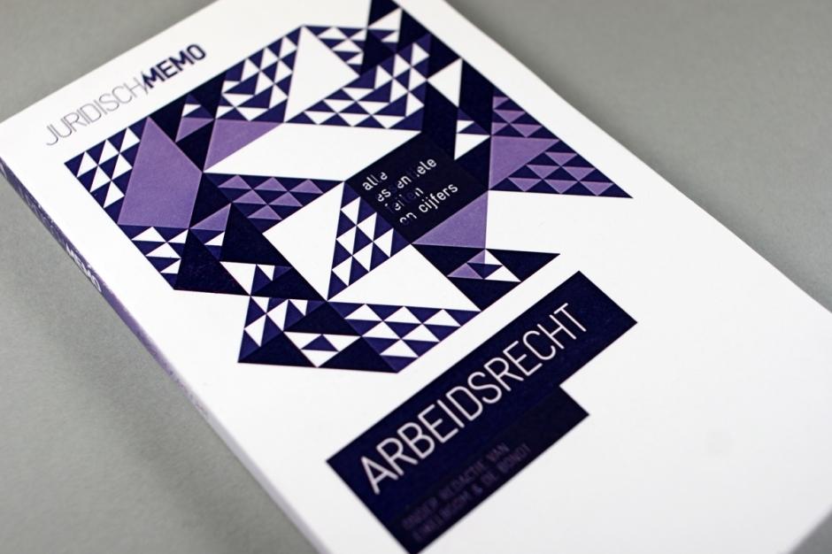 OK200 / Graphic Design Studio / Amsterdam / Kluwer Memo covers