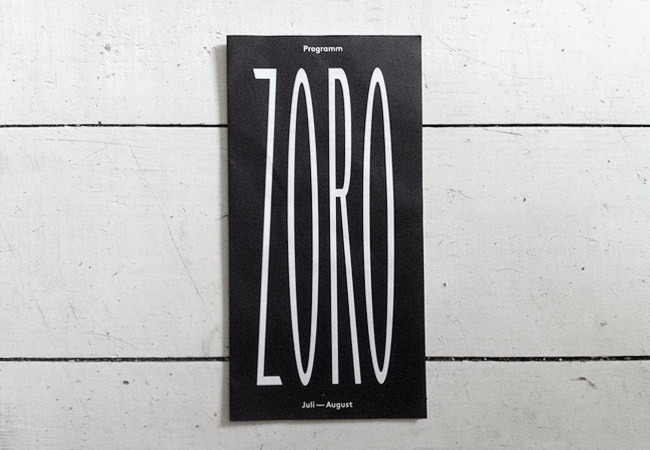 Zoro - PORTFOLIO OF FABIAN BREMER