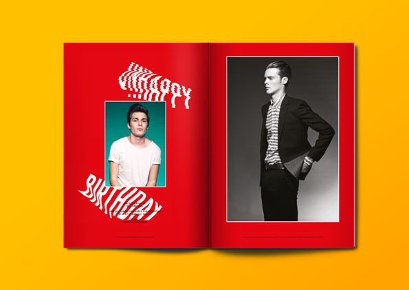 Confetti - Spook Magazine