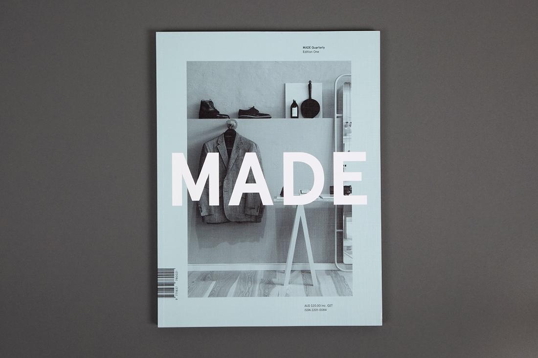 Hunt Studio | Multi-disciplinary design studio | Melbourne — MADE Quarterly