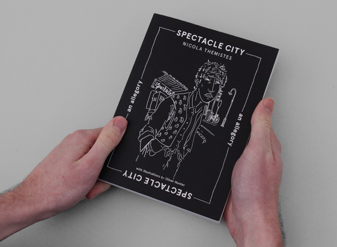 Spectacle City - Borg, Peter — Graphic Designer