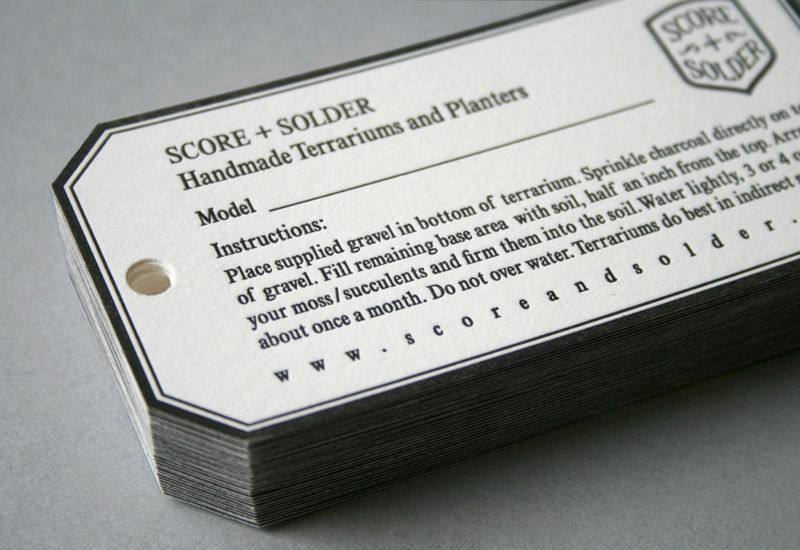 SCORE + SOLDER - Full-Time/Part-Time Design Studio