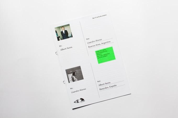 Base: Todas las Cartas exhibition guide
