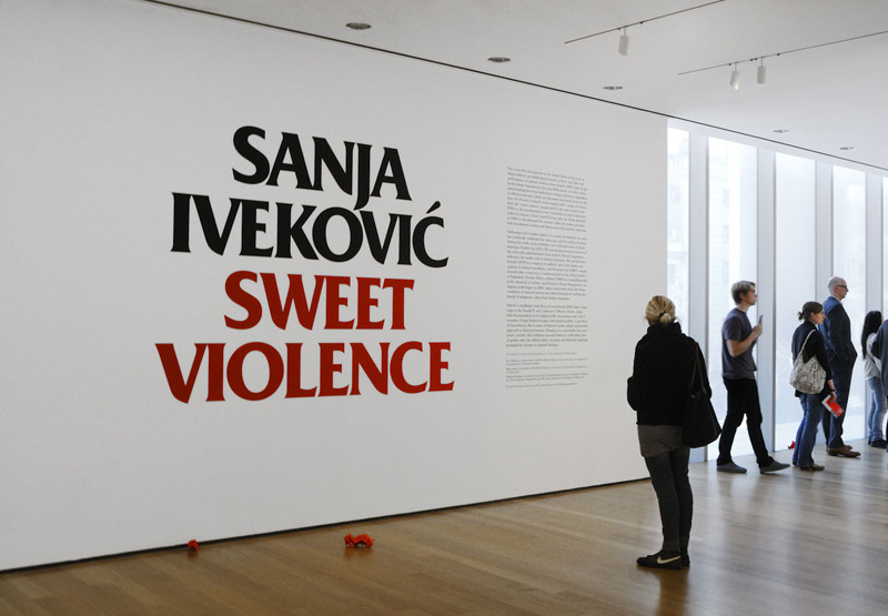 Sanja Iveković - The Department of Advertising and Graphic Design
