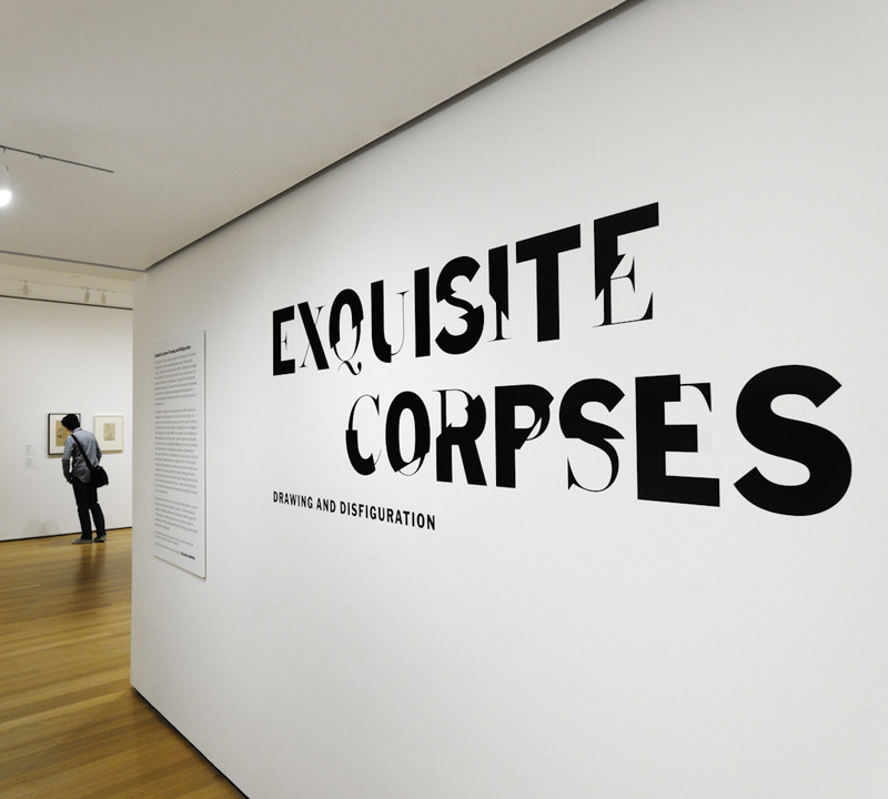 Exquisite Corpses - The Department of Advertising and Graphic Design