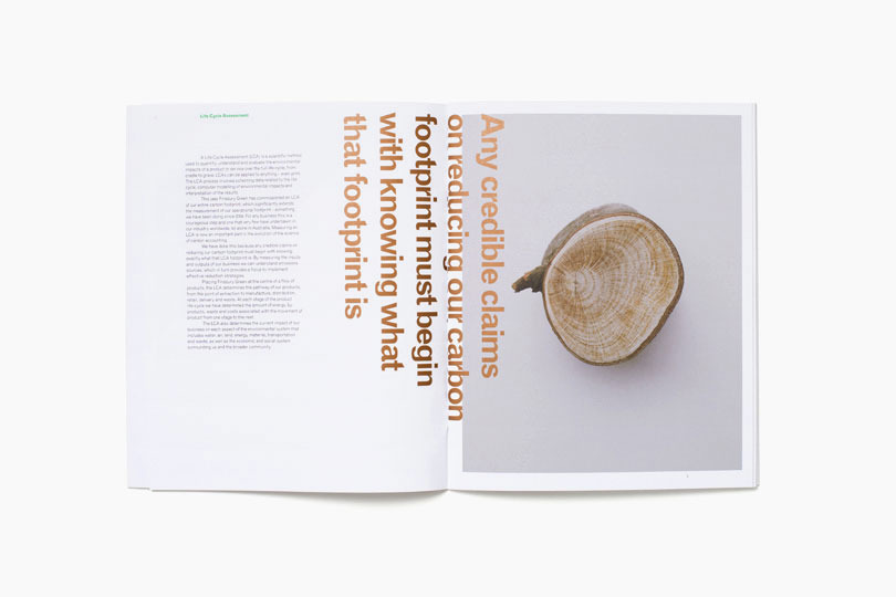 Mark Gowing Design | Featured | Finsbury Green Sustainability Report