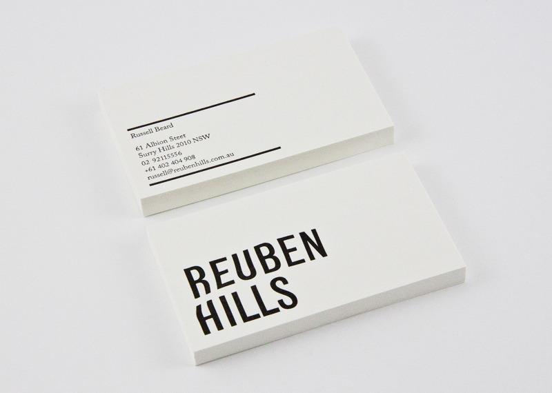 Reuben Hills - Luke Brown