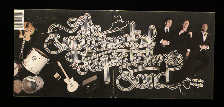 T.E.T.B.B - Dynamite Boogie EP : plmd